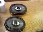 KENWOOD Car Speakers/Speaker System KFC-C6882IE